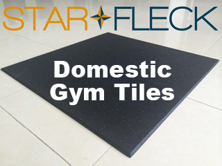 Domestic gym tiles